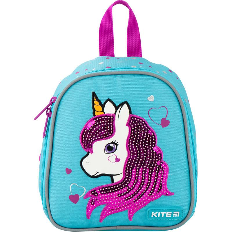 Рюкзак дитячий Kite Kids Pink unicorn K20-538XXS-3