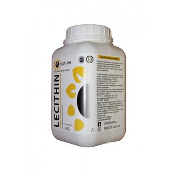 Лецитин подсолнечный содержит фосфатидилхолин 34%