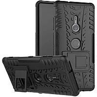 Чехол Armor Case для Sony Xperia XZ3 Black