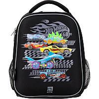 Рюкзак шкільний каркасний Kite Education Hot Wheels HW20-555S с бесплатной доставкой