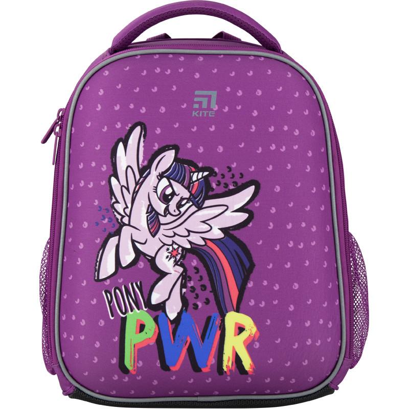 Рюкзак шкільний каркасний Kite Education My Little Pony LP20-555S с бесплатной доставкой