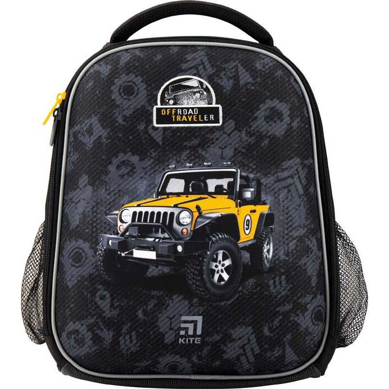 Рюкзак шкільний каркасний Kite Education Off-road K20-555S-1 с бесплатной доставкой