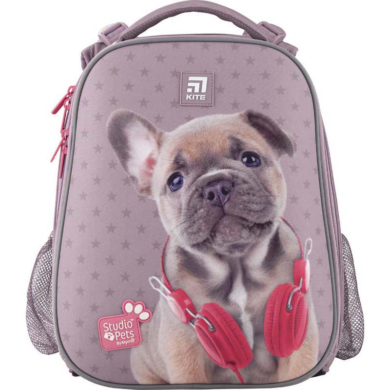 Рюкзак шкільний каркасний Kite Education Studio Pets SP20-531M с бесплатной доставкой
