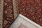 Коврик европейская классика NAIN 1286/710 0,83Х1,6 Красный прямоугольник, фото 3