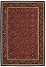 Коврик европейская классика NAIN 1286/710 0,83Х1,6 Красный прямоугольник, фото 4