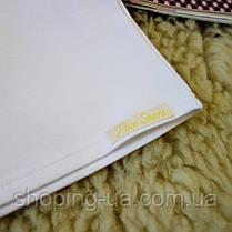 Детская футболка белая с золотой надписью Five Stars KD0306-122p, фото 3