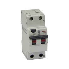 Дифференциальный автоматический выключатель General Electric DM60C16/010 2P AC 6kA (609835)