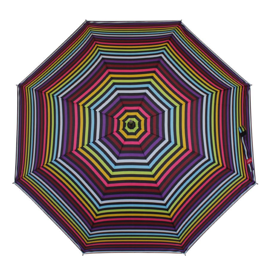Зонт-трость de esse полуавтомат Радуга