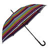 Зонт-трость de esse полуавтомат Радуга, фото 2