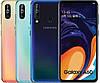Смартфон Samsung Galaxy A60 SM-A6060 6/128Gb Seawater Black СDMA/GSM+GSM поддерживает Интертелеком, фото 6