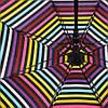 Зонт-трость de esse полуавтомат Радуга, фото 5