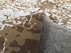 Ковер современный NUANS W1524 1,6Х2,3 КОРИЧНЕВЫЙ прямоугольник, фото 3