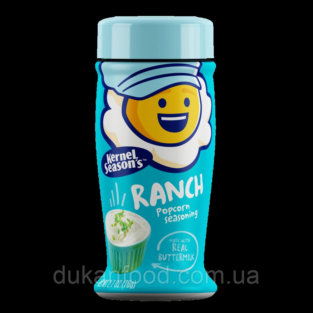 Фермерский соус - RANCH Kernel Season's - натуральная приправа 2 кКал