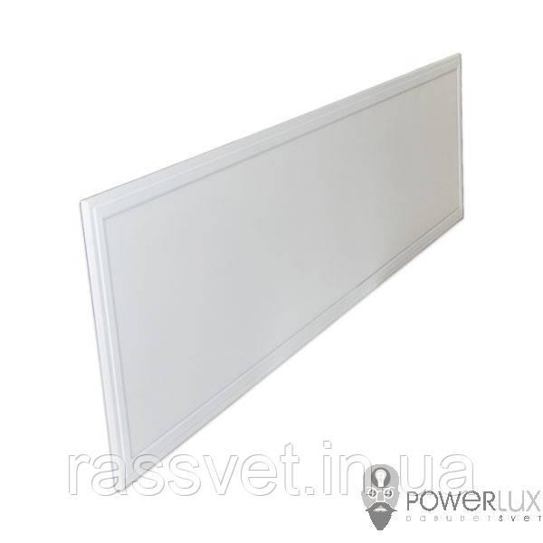 Панель светодиодная PWL 36W 4500K IP20-SLIM120х30