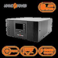 ИБП для котла с правильной синусоидой LPM-PSW-1500VA (1050W)12V
