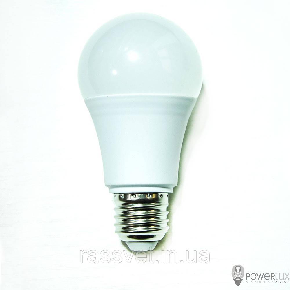 Лампа светодиодная A60 12W 12V E27 TM POWERLUX