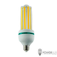 Лампа светодиодная 4U СОВ 23W E27 3000К TM POWERLUX