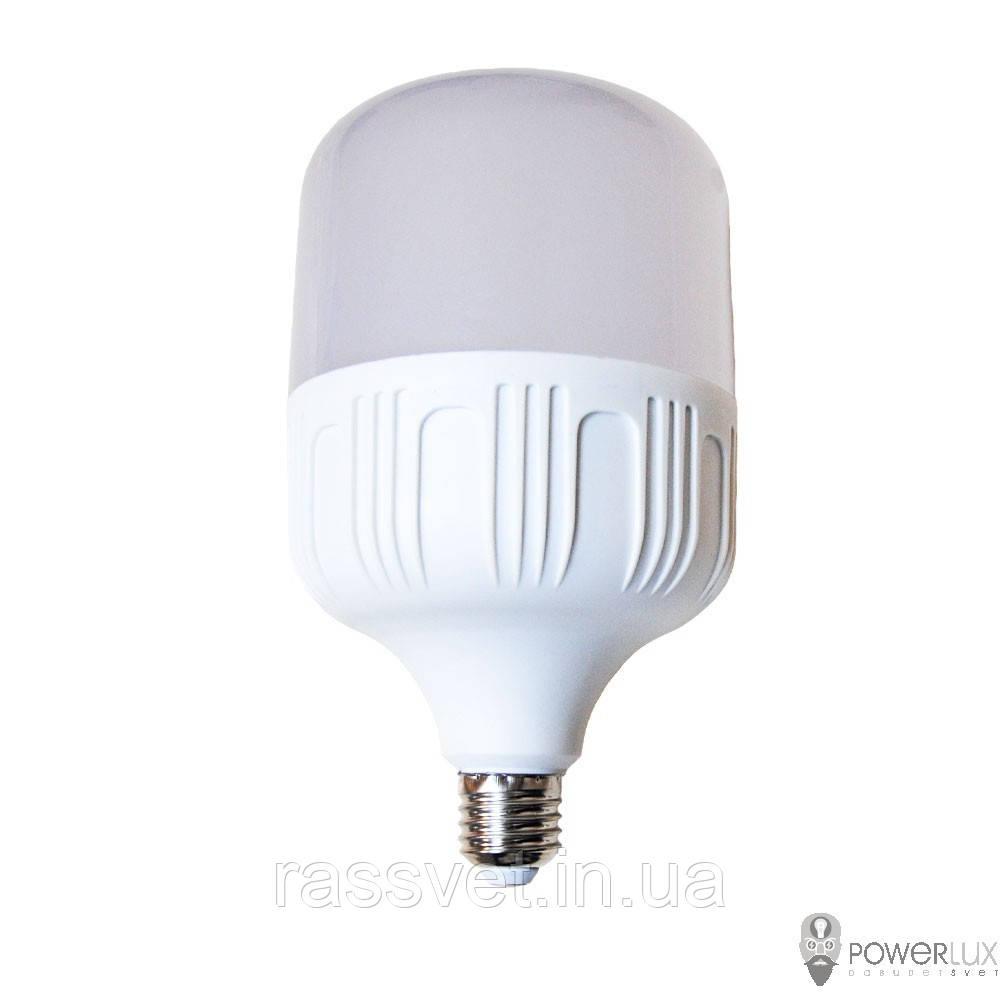 Лампа светодиодная Bl 30Вт E27 6500К TM Crop