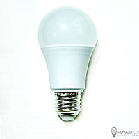 Лампа светодиодная A60 9W 127V E27 TM Crop