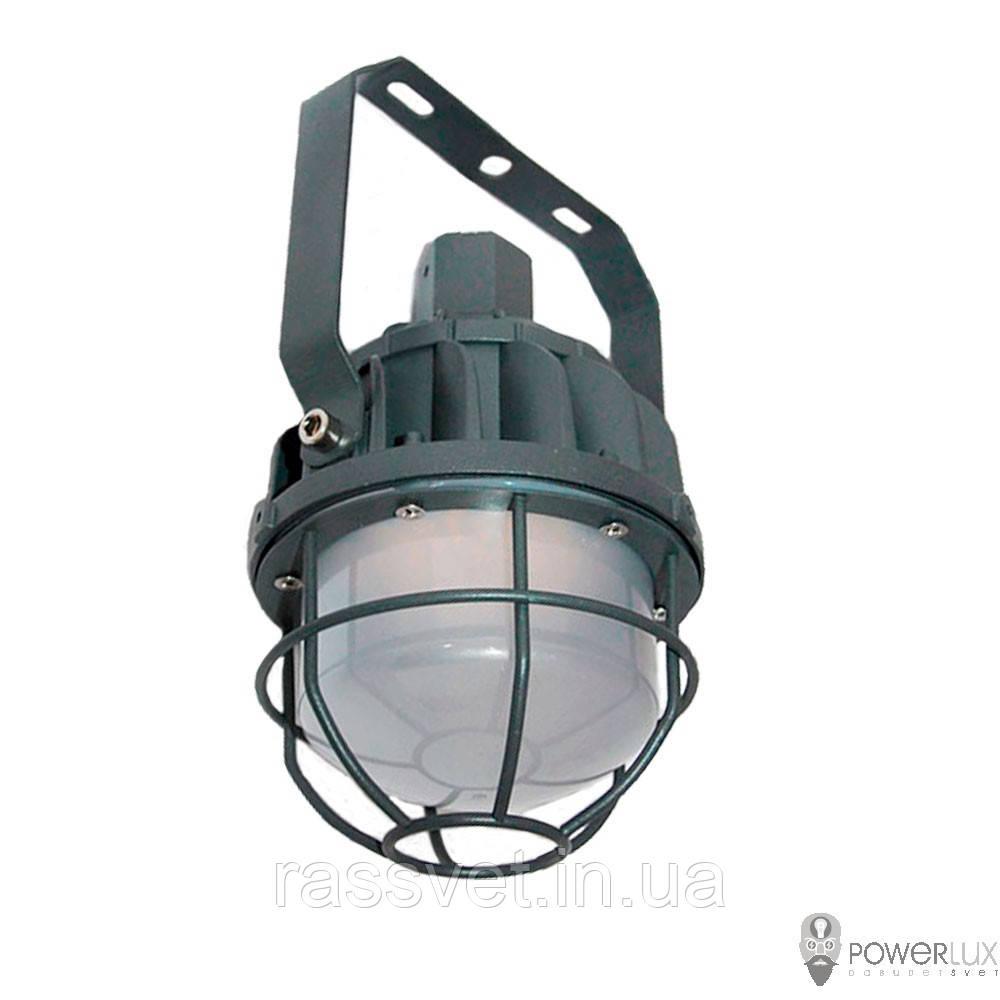 Світильник світлодіодний PWL ДСП 20W 3000K IP66 GRS02