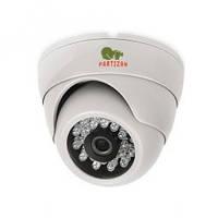 Видеокамера купольная Partizan CDM-VF37H-IR FullHD v3.5