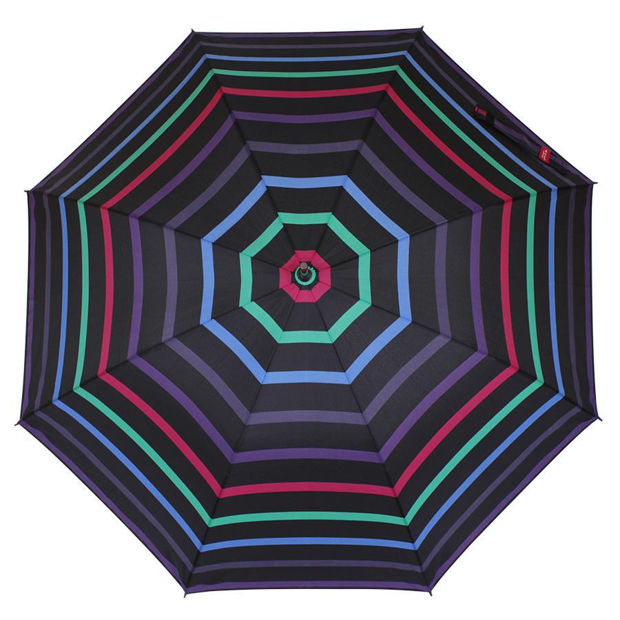Зонт-трость de esse  полуавтомат фиолетовый