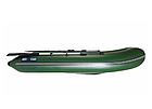 Надувная лодка Aqua-Storm Lu340 трехместная моторная, фото 2