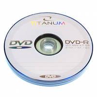 Диск Titanum  DVD-R 4.7Gb  16xbulk 10
