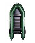 Надувная лодка Aqua-Storm Stm300 двухместная моторная, фото 3