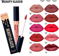 Жидкая помада для губ Beauty Glazed matte liquid lipstick