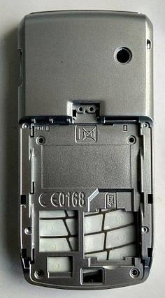 Корпус для LG KE500 silver, фото 2