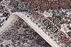 Ковер восточная классика Padishah 4004 2Х3 Кремовый прямоугольник, фото 2