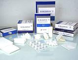 Гемостатична губка SURGISPON (СУРГІСПОН) 120х100х10 мм Стандарт SIZE, фото 3