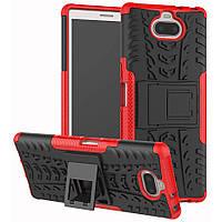Чехол Armor Case для Sony Xperia 10 / Xperia XA3 Red