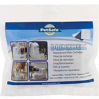 PetSafe (ПетСейф) Drinkwell Filter сменный угольный фильтр в фонтанчик поилку 3 ед