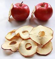 Фруктові чіпси з яблук 50 грам, еквівалент 450-500 г свіжих яблук