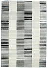 Коврик современный PANACHE Block Stripe Rug 1 1,5Х2,3 КРЕМОВЫЙ прямоугольник, фото 4