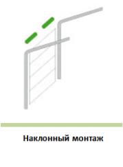Тип монтажа ворот 5