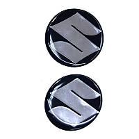 Наклейка логотип Suzuki 50мм