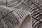 Коврик современный PATARA 0149 0,8Х1,5 БЕЖЕВЫЙ прямоугольник, фото 3