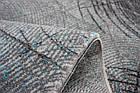 Коврик современный PATARA 0149 0,8Х1,5 БЕЖЕВЫЙ прямоугольник, фото 6