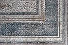 Ковер современный PERU S349B 1,6Х2,3 СЕРЫЙ прямоугольник, фото 2