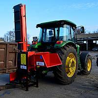 ИЗМЕЛЬЧИТЕЛЬ ВЕТОК TN-180TK3 PRO с конвейерной лентой 3м под ВОМ трактора, фото 1