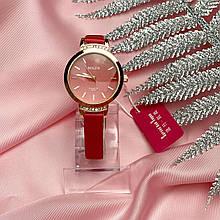 Жіночі годинники Bolun,червоні