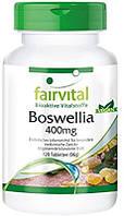 Fairvital Boswellia 400 mg 120 tab exp 07/20
