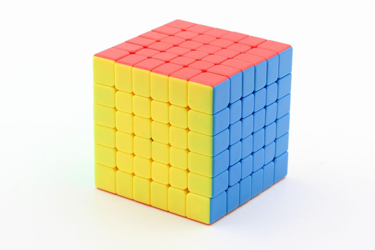 Кубик рубик 6х6х6 (16434)