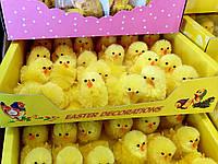 Декоративні великодні маленькі курчата