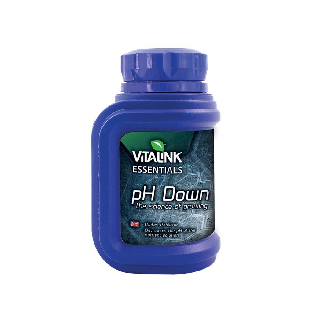 Понизитель уровня pH VitaLink Ph Down 81% 250мл
