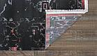 Ковер современный PURE 0037 1,85Х1,33 СЕРЫЙ прямоугольник, фото 5