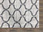Ковер QUATTRO 3510A 1,6Х2,3 Бежево-серый прямоугольник, фото 3